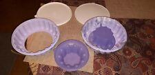 Tupperware - Pudding Form - Kuchenform - lila