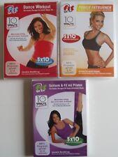 Fit for Fun.Dance Workout,Power Fatburner.Schlank u.Fit mit Pilatus