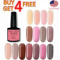 Pink Nude Color Series Soak Off UV/ LED Gel Polish Nail Manicure Salon Use 7ml
