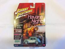 Johnny Lightning JLMC013 Muscle Car 1965 Volkswagen Beetle Ver A Bahama Blue