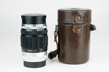 Asahi Pentax Takumar 135mm 1:3.5 preset obiettivo prime lens M42 screw mount