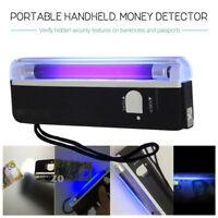Handheld UV Black Light Torch Lamp Blacklight Party Stage Dj Pet Money Verify RP