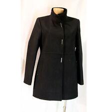 Giacca cappotto nero cappottino tg. 48 donna