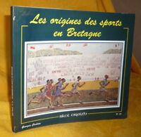 Georges Cadiou Les Origines Des Sports En Bretagne  Skol Vreizh N°32, 1995