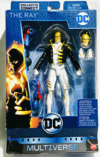 DC Multiverse The Ray Rebirth Figure 6? Lex Luther Collect & Connect Arms New