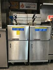 SOUTHBOUND NATURAL GAS FRYER SB35S USED ONCE