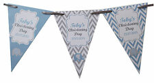 Christening Party Bunting