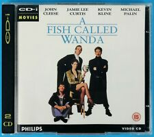 A FISH CALLED WANDA - JAMIE LEE CURTIS - VIDEO CD