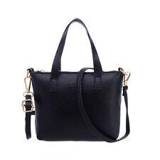 Women Fashion Leather Handbag Shoulder Bag Large Tote Lady Purse Hobo Party Bag