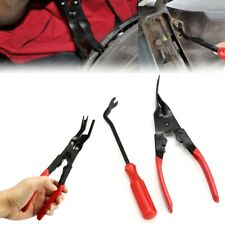 2X Professional Tool Clip Removal Uphostery Car Door Card Panel Trim Pry Bar Kit