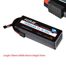 HRB 11.1V 7000mAh 55C 3S LiPo Battery For Traxxas Stampede Slash 4x4 Rustler VXL
