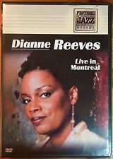 Dianne Reeves: Live in Montreal, Festival International de Jazz de Montreal, DVD