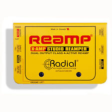 Radial Engineering X-Amp Active Re-Amplifying Device New