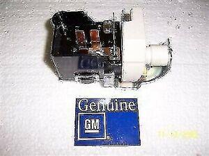 POWER WINDOW SWITCH /& ESUTCHEON LH GM 1979-87 EL CAMINO MONTE CARLO GS2230.45