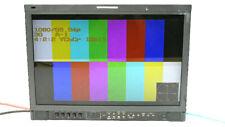 "JVC DT-V20L3GZ (DTV20L3G) 20"" LCD 3G HDSDI / SDI monitor 1680x 1050 Native"