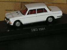 SIMCA 1501 NOREV 1/43