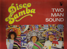 Two Man Sound - Disco Samba / Hansa International, Germany 1980, 203 218-320  -