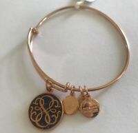 Alex And Ani Color Infusion Path of Life EWB SR Rose Gold NWT