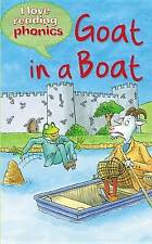 Early Reader Phonics - I Love Reading Phonics Level 3: GOAT IN A BOAT  - NEW