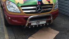 MERCEDES Sprinter W906 2006-2013 Bull Bar Nudge Bar(60 mm) Stainless Steel