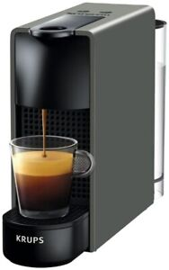 Krups Essenza Mini XN 110B Nespressoautomat grau  Nespresso Kapseln  grau