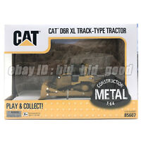 DM CAT 1:64 D6R XL Track Type Tractor Metal Diecast Model Car Collect Gift Toys