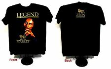 Bob Marley Legend Vintage 2005 Zion Rootswear Hope Road Music Throwback TShirt