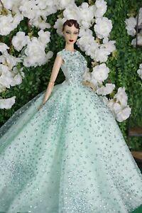 Gown Outfit Dress FOR Tyler Super doll  Deva dolls,FR  Kingdom doll
