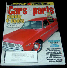 CARS & PARTS MAGAZINE ~ MAY 2007~61 BEL AIR SPORT SEDAN ~ 56 PACKARD PATRICIAN +