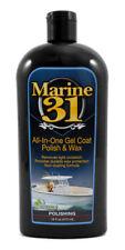 Marine 31 All-In-One Gel Coat Polish & Wax M31-230
