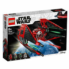 75240 LEGO Star Wars Major Vonreg's TIE Fighter 496 Pieces Age 8+ New for 2019!