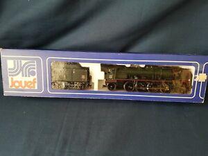 """JOUEF HO 8269 LOCO VAPEUR SNCF GREEN 2-8-2  141-P-102 """"VENISSIEUX"""" EXC BOXED"""