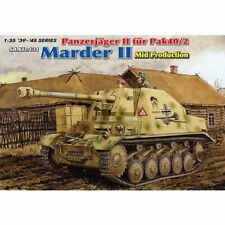 1/35 DRAGON Sd.Kfz.131 Panzerjager II fur PaK 40/2 Mid Prod #6423