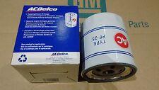 AC Delco Classic PF25 Oil Filter Chevy V8 68-92 350 454 396 327 Camaro Chevelle