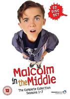Malcolm in the Middle: The Complete Collection - DVD Region 2 Free Shipping!