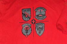 """Verbal Ammo"" T-Shirt – Alternative Rock Great Image(XL)"