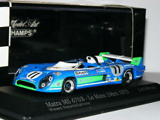 Minichamps Matra-Simca MS 670B Winner 1973 Le Mans #11 LTD ED 1/43