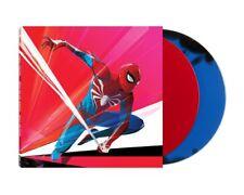 Spider-Man Original PS4 Video Game Vinyl Record Soundtrack 2 LP Red/Blue Mondo