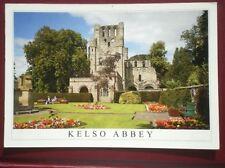 POSTCARD ROXBURGHSHIRE KELSO ABBEY -