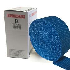 Steroplast Sterogrip blu cucina professionale con elastico tubolare Bandage Misura B