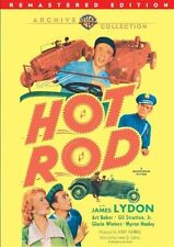 HOT ROD (1950 James Lydon) Region Free DVD - Sealed