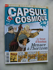 CAPSULE COSMIQUE n° 19