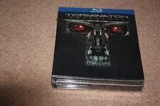 Terminator Anthology (Blu-ray Disc, 2013, 5-Disc Set) *Brand New Sealed*