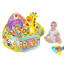 SKL Play Tent,Baby  Kids Playpen Ball Pit Pool Indoor and Outdoor with Toddler