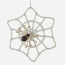 """""""Welcome to my Web"""" Kit makes 1 Ornament Halloween Spider craft kit  NEW"""