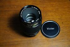 Vivitar 90mm f2.8 Macro Lens, Minolta mount, excellent condition ,case