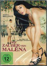 DVD La Magie de Malena # v. Giuseppe Tornatore, Monica BELLUCCI + + NEUF