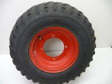 #4040 Polaris Trail Boss 250 4x4 Front Wheel & Tire (B)