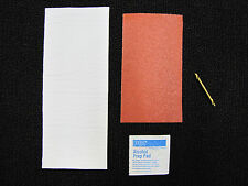 Mobile Home Tub and Shower patch kit. Crack repair Plastic or Fiberglass