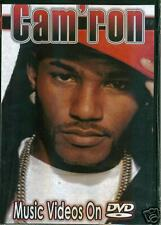 Cam'ron Music Videos On DVD - NEW/Sealed